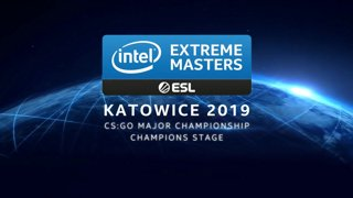 CS:GO - NaVi vs. FaZe [Mirage] map 2 - Champions Stage - IEM Katowice 2019