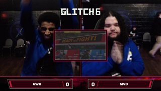 Glitch 6 SSBU - 6WX (Robin) VS MVD (Snake) Smash Ultimate Winner's Top 128
