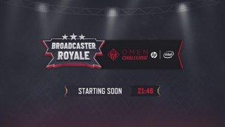 Broadcaster Royale: OMEN Challenge | Open Qualifier - OCEANIA