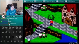 Super Mario RPG | Open World Randomizer | Is there a comfier game in existence?