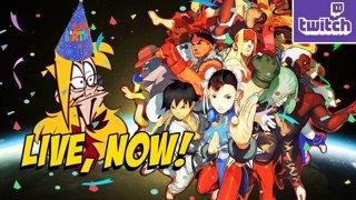 MY BIRTHDAY...doodStare - 3rd Strike & Monster Hunter w/waifu Asus Giveaway -> http://bit.ly/ASUSMAX4  (Fri 9-21)