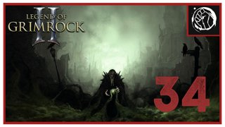 Прохождение Legend of Grimrock 2 | Легенды Гримрока 2 (часть 34)