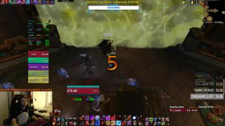 World First Kings Rest +19 IN TIME - Blood DK PoV