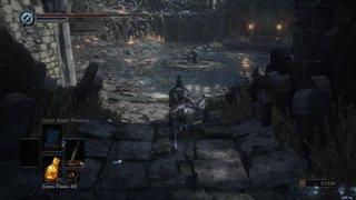 Dark Souls 3 - Addy vs. Iudex Gundyr (NG+)
