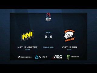 видео: NaVi vs VP, 1