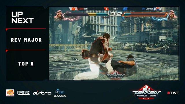 Tekken 7: AMPLFY | Rangchu vs. ROX | Eyemusician - REV Major 2019 - Top 8 4