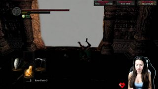 Back to Dank Souls, Centipede Demon