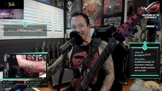 Matt Heafy (Trivium) - Tearin Up My Heart by NSYNC I Metal Cover