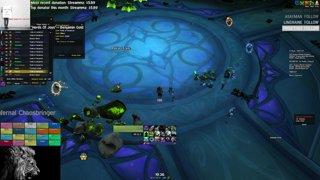 Azortharion - Rank 1 Goroth Mythic - 1.59 million DPS