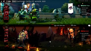 Old but Gold vs Winstrike Игра 2