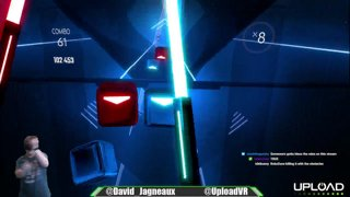 UploadVR - CUSTOM SONG REQUESTS LIVE - BEAT SABER - Twitch