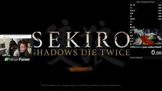 sekiro:死んだら終わる[タイマーあり]3回目