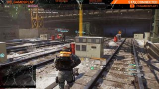 Highlight: The Division Onslaught Boss Does High Jump