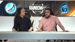 Luminosity Gaming vs. Rogue – Rainbow Six Pro League – Season X – NA