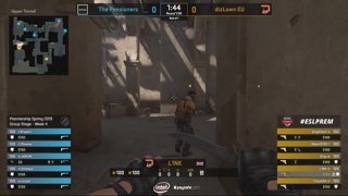 CS:GO - The Pensioners vs dizLown - Week 4 - ESL Premiership Spring 2019