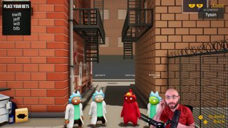 Gang Beasts and Tyson Any'tizers!