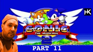 Sonic the Hedgehog 2 | Part 11 | Let's Play | Death Egg Zone