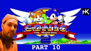 Sonic the Hedgehog 2 | Part 10 | Let's Play | Wing Fortress Zone