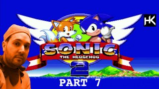 Sonic the Hedgehog 2 | Part 7 | Let's Play | Oil Ocean Zone
