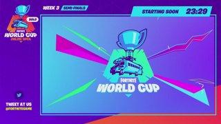 Fortnite World Cup - Week 3 Semi-Finals
