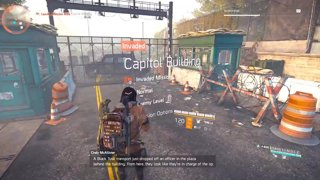 Highlight: PCG1 Plays The Division 2 | Invasion Tier 3 Stronghold Capitol Hill GS 383