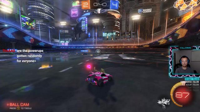 Rumble Spikes Front Flip Goal