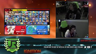 Ignition #183 WINNERS SEMIS - UR | Super Dan (Mario) vs KJS SV | Maister (Game N Watch)