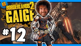 Return of the Mech! Gaige Day #12 #Sponsored