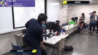 第1回Pokken X Tournament WB2 RARA(Scizor) vs Ito(Gardevoir) -ポッ拳DX