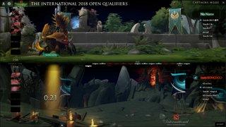 KD_ vs NoNameDota2 | The International 8 Sea Open Qualifiers #1