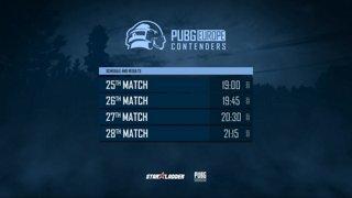 [EN] | PEL Contenders — Phase 2 | Group B | Match 25 w/ @TheNameIsToby & @BanksEsports