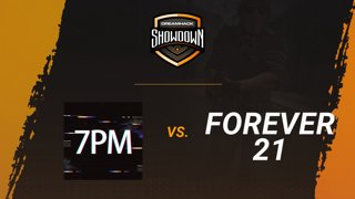 7PM vs Forever 21 - Overpass - Group B - DreamHack Showdown Valencia 2019