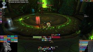 Solaris vs Mythic Demonic Inquisition