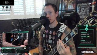 World Guitar Day: Matt Heafy - Suffocating Sight Riff