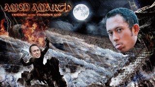 Matt Heafy (Trivium) - Amon Amarth- Twilight Of The Thunder God I Acoustic Cover