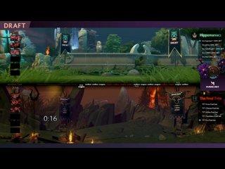 видео: Hippomaniacs vs The Final Tribe game 2