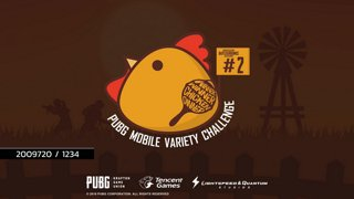 PUBG Mobile Variety Challenge #2 Scrim Week 4