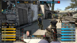 CS:GO - Cloud9 vs. Infinity [Inferno] Map 2 - Group B - ESL Pro League Season 9 Americas