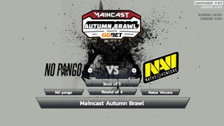 Full: [LIVE-THAI] Maincast Autumn Brawl - Round of 4 - 13/10/2018 - Cyberclasher