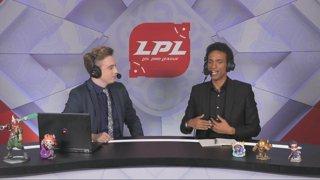 BLG vs. TES - SN vs. IG   Week 5 Day 1   LPL Summer Split (2019)