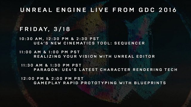 LIVE from GDC! Paragon: Realizing Your Vision With Unreal Engine #gamedev