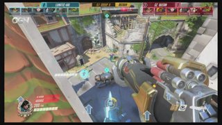 [ENG] OVERWATCH APEX S4 ENERGIZED BY HOT6 - GC Busan vs. Lunatic-Hai