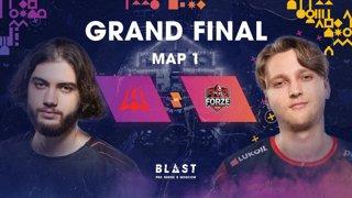 BLAST Pro Series Moscow - Grand Final Map 1 - AVANGAR vs. forZe