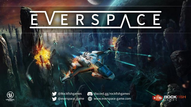 Everspace - Live  Fight  Die  Repeat  [Linux, MoveMaster]