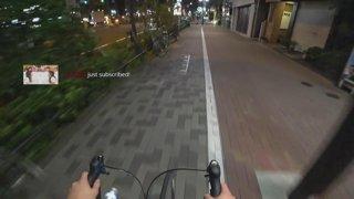 Tokyo, JPN - Short Night Bike Ride - Testing New Hardware jnbM - NEW !YouTube !Jake !Discord - @JakenbakeLIVE on !Socials