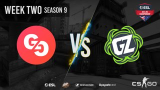 Genuine Gaming vs. Ground Zero - Stage 1, Matchday 6 | ESL AUNZ Championship Season 9 [#csgo]