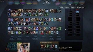LOTV vs Fun^Kefal stack China Super Major OQ Game 1