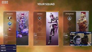 6 Kills 19 squad subathon