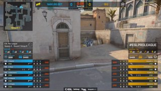 [PT-BR] Na'Vi vs. BIG | ESL Pro League 2019 | Dia 16 - [Mapa 1 - DUST2]