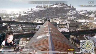 永遠と戦い続けるVikendi雪MAP